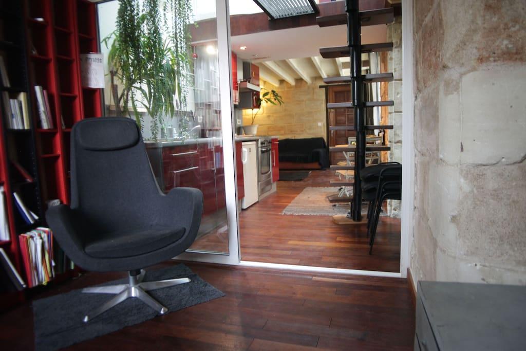 Bordeaux le quartier st michel appartements louer for Appartement bordeaux quartier saint michel