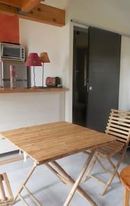studio en bois à louer cote basque - Lahonce - Apartment