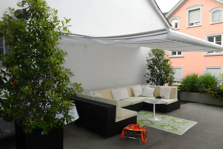Stay in the Old Town of St. Gallen! - Flat