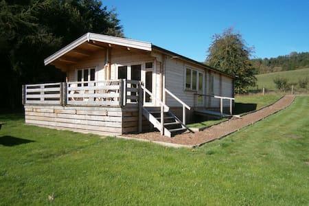 Bluebell lodge  - Rowley Shrewsbury - Chalet