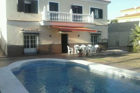 GREAT HOUSE IN UNEXPLORED ANDALUSIA