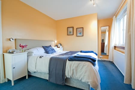 St Andrews Seggie Farm B&B - Double - Guardbridge - Bed & Breakfast