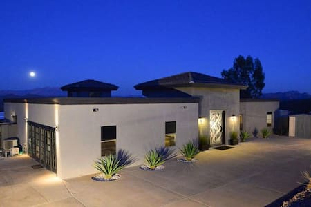 Desert home with views and privacy! - Casa