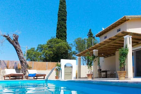 Villa Zoe: Luxury And Private Pool - Agios Prokopios