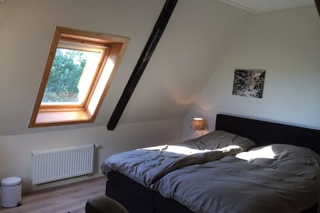 Staying at B&B Farm De Tempel - Greonterp - Bed & Breakfast