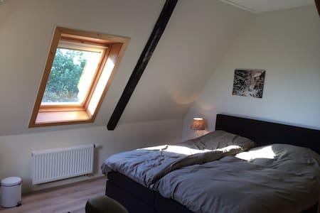 Staying at B&B Farm De Tempel - Bed & Breakfast