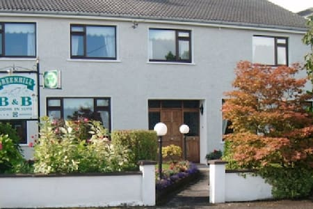GreenHill Bed and Breakfast Ballina - Wikt i opierunek