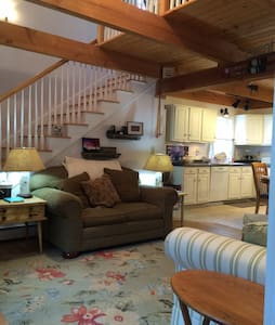 Relax in a beautiful house in Lakes Region Maine - Bridgton - Huis