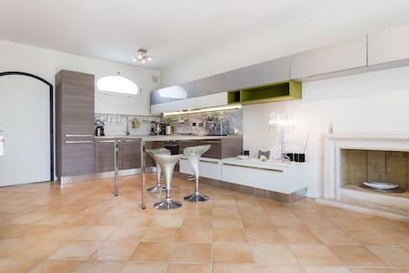 Townhouse with garden - Nepi, Viterbo - Townhouse
