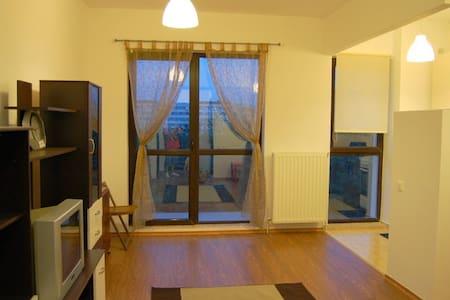 Cozy studio close to metro - București - Apartment