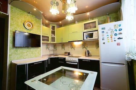 уютная двух комнатная квартира - Apartment