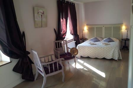Chambre d'hote en touraine - Saint-Georges-sur-Cher - Bed & Breakfast
