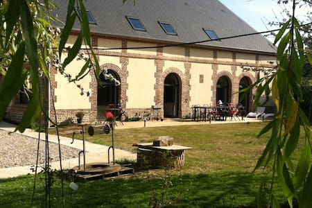 Gîte La Bottinière - Grigneuseville