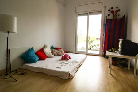 Comfortable, cheap, Camp Nou, UPC - Barcelona - Apartment