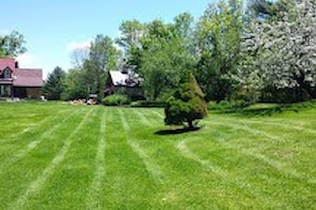 Private Sugar Hill NH Home