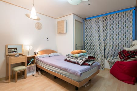 Nailed Seoul Bobostel -서울근처7호선깔끔한원룸 - Apartmen
