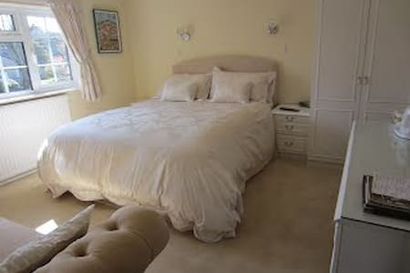 Private ensuite double rooms - Bed & Breakfast