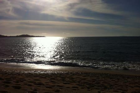PORTICCIO - Chambre à 10 mn à pied de la plage! - Huis