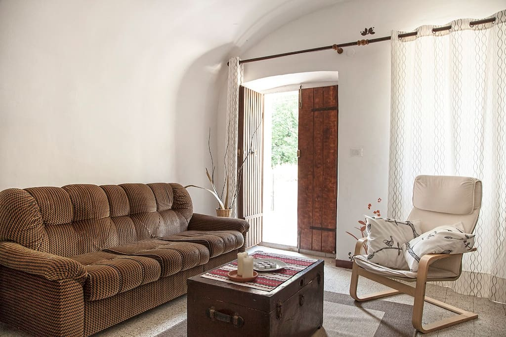 Stay in our cosy Italian house!