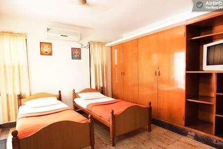 2Km from MG Road - Bangalore - Maison