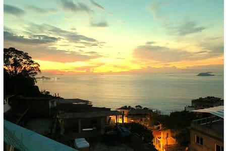 6 beds dorm - Hostel Sol e Mar - Rio de Janeiro - Dorm