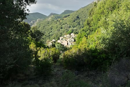 Studio Cap Corse - Rumah