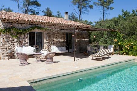 Luxury&relaxing retreat, priv.pool - House