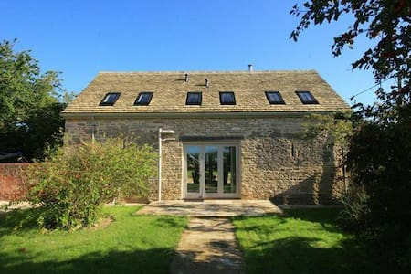 Westfields Barn, Burford. - Rumah