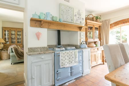 Charming period cosy  farmhouse - Maison