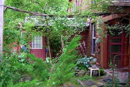1 Room Mini Studio Apartment Rustic - Hurleyville - Ház
