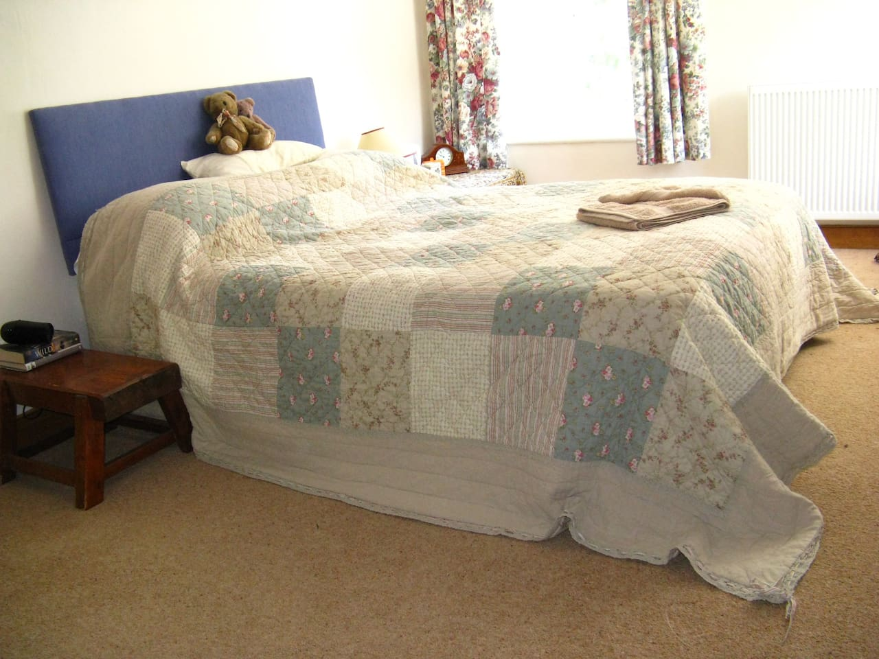 Lake District - Bed in Borrowdale