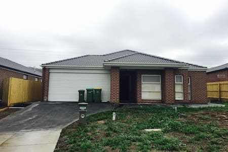 A new and warm home in Pakenham - Ev