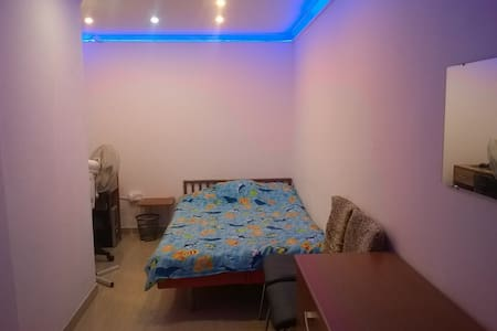 Room with doublebed - Marsa - Casa