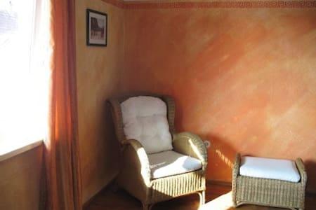 Ammersee-Region-Wohnung mit Flair - Hofstetten - Pis