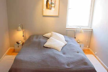 Copenhagen lakeview - Frederiksberg - Bed & Breakfast