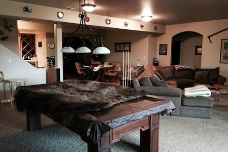 Latigo Ranch Retreat - Elbert - Entire Floor