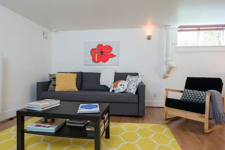Bright Spot In Heart Of Wallingford - Seattle - Apartment