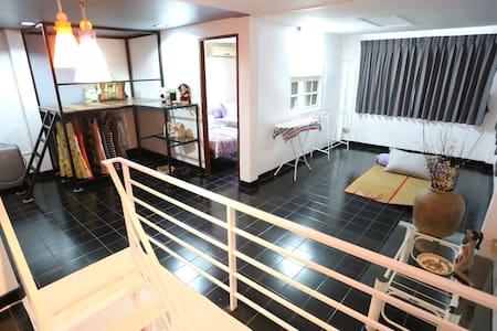 Stunning Loft in City of Life - Bangkok - Rumah bandar