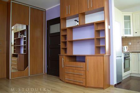 Przytulne mieszkanie, bardzo dobrze skomunikowane - Wohnung