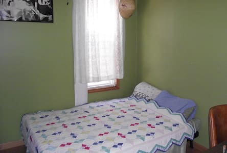 Cute and cozy flat in Hamtramck - Piso Inteiro