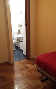 Habitación y baño privado. Caballito. Buenos Aires - Buenos Aires - Apartment