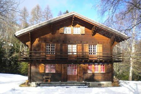 Chalet dans le Val Ferret - Chalet