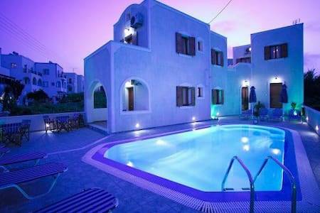 Offer Apartment Santorini - Leilighet