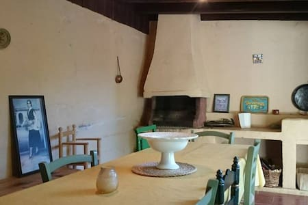 La Deleitosa - Torrecaballeros - Rumah