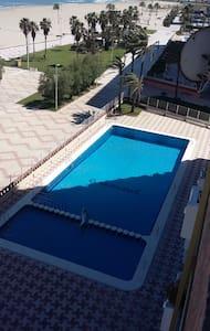 Apartamento primera línea del mar - Cullera - Apartment