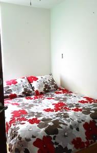 Small Private Bedroom in Beach Cond - Apartamento