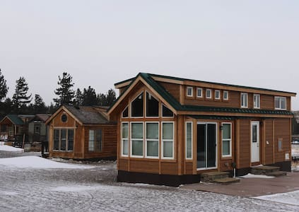 Lonsdale Cabin - Kisház