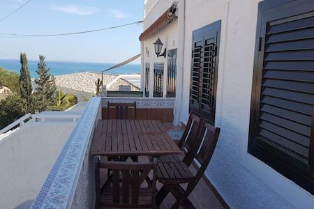 Bungalow 300 m beach - Rumah
