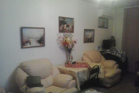 Nice 1r-apartment in Kiev, Ukraine. - Lakás