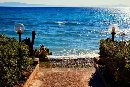 Beautiful seaside villa - Haus